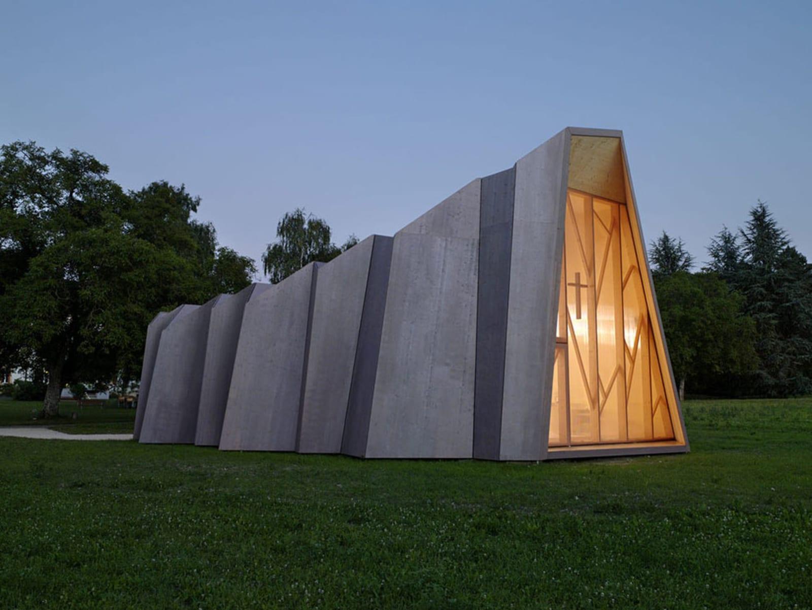 chapelle-origami-localarchitecture-danilo-mondada-st-loup-0