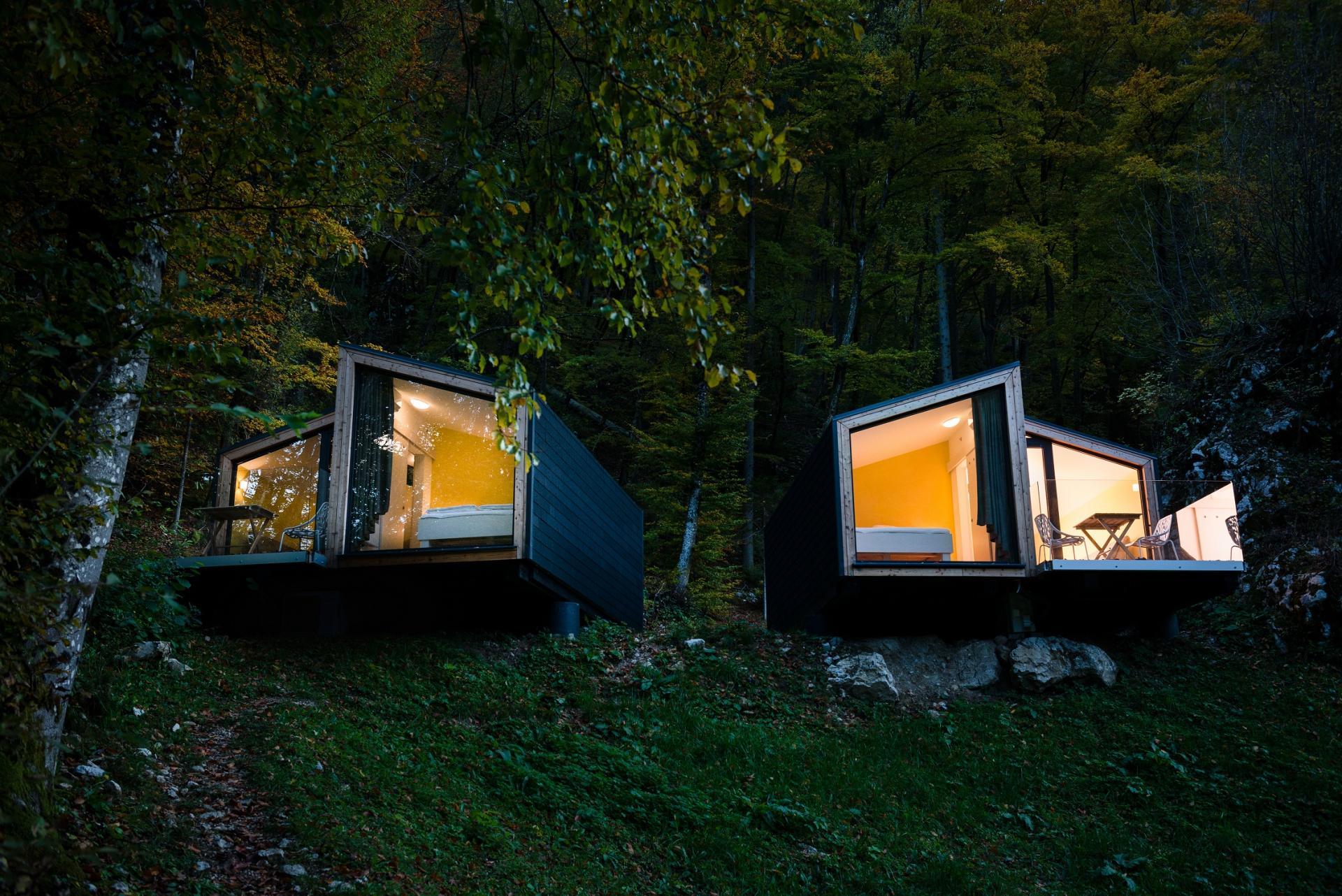 Mini Chalet En Bois - Une maison préfabriquéeécologique en bois la mini maison com
