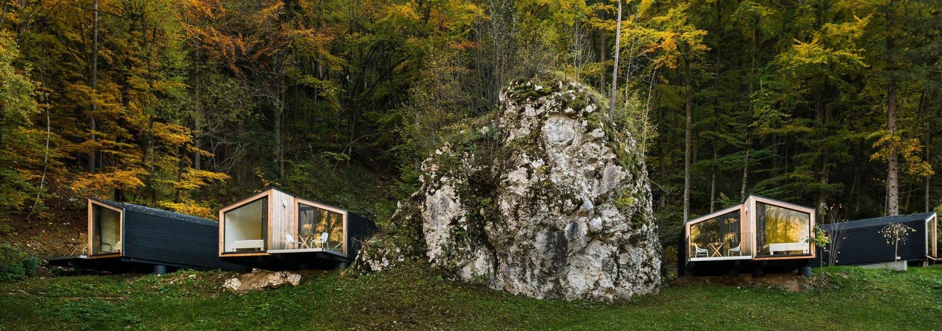 Une Maison Prefabriquee Ecologique En Bois La Mini Maison Com