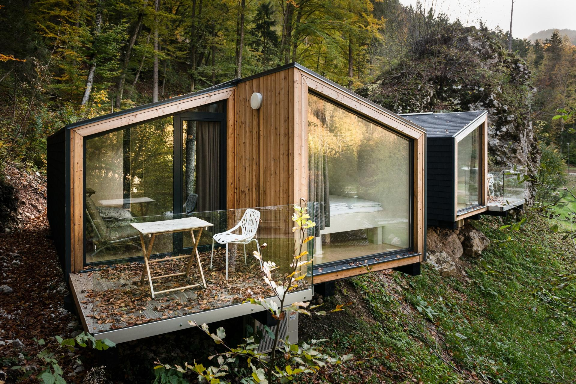 Cabane Mini Chalet Montagne Ekokoncept For 4 8 La Mini Maison Com