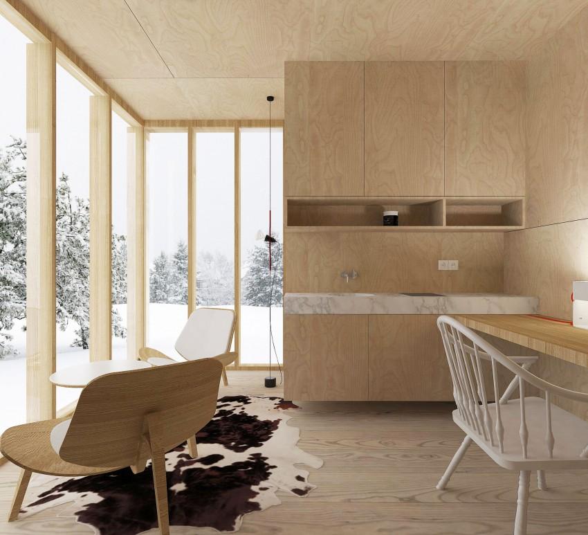 salon sejour chalet-alpin-modernite-authenticite-cabane-ski-fora-architecture-0