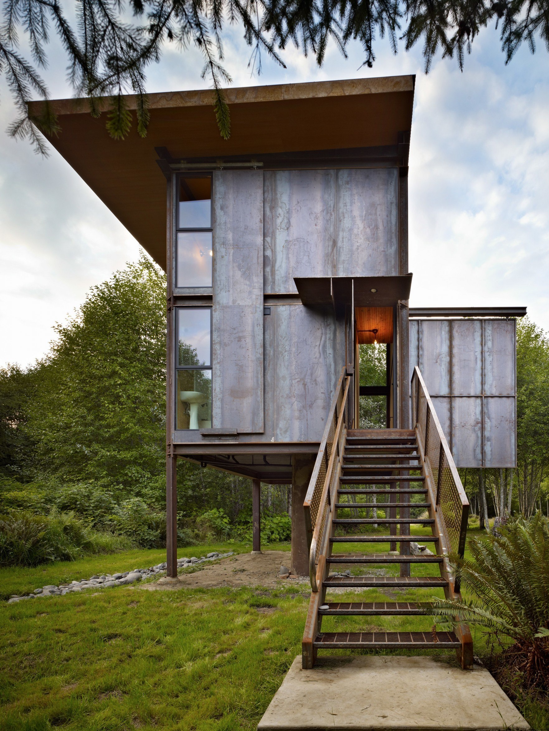 sol-duc-cabin-cabane-peche-Olson Kundig-3
