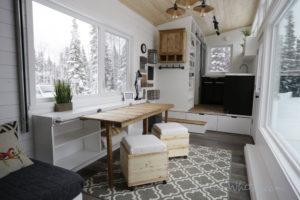 mini-maison-belle-ingenieuse-ana white tiny house open25