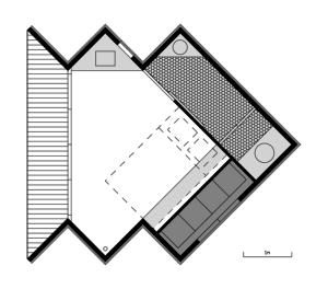 maison ermite autonome durable daniel venneman mark van der net jean gf la mini. Black Bedroom Furniture Sets. Home Design Ideas