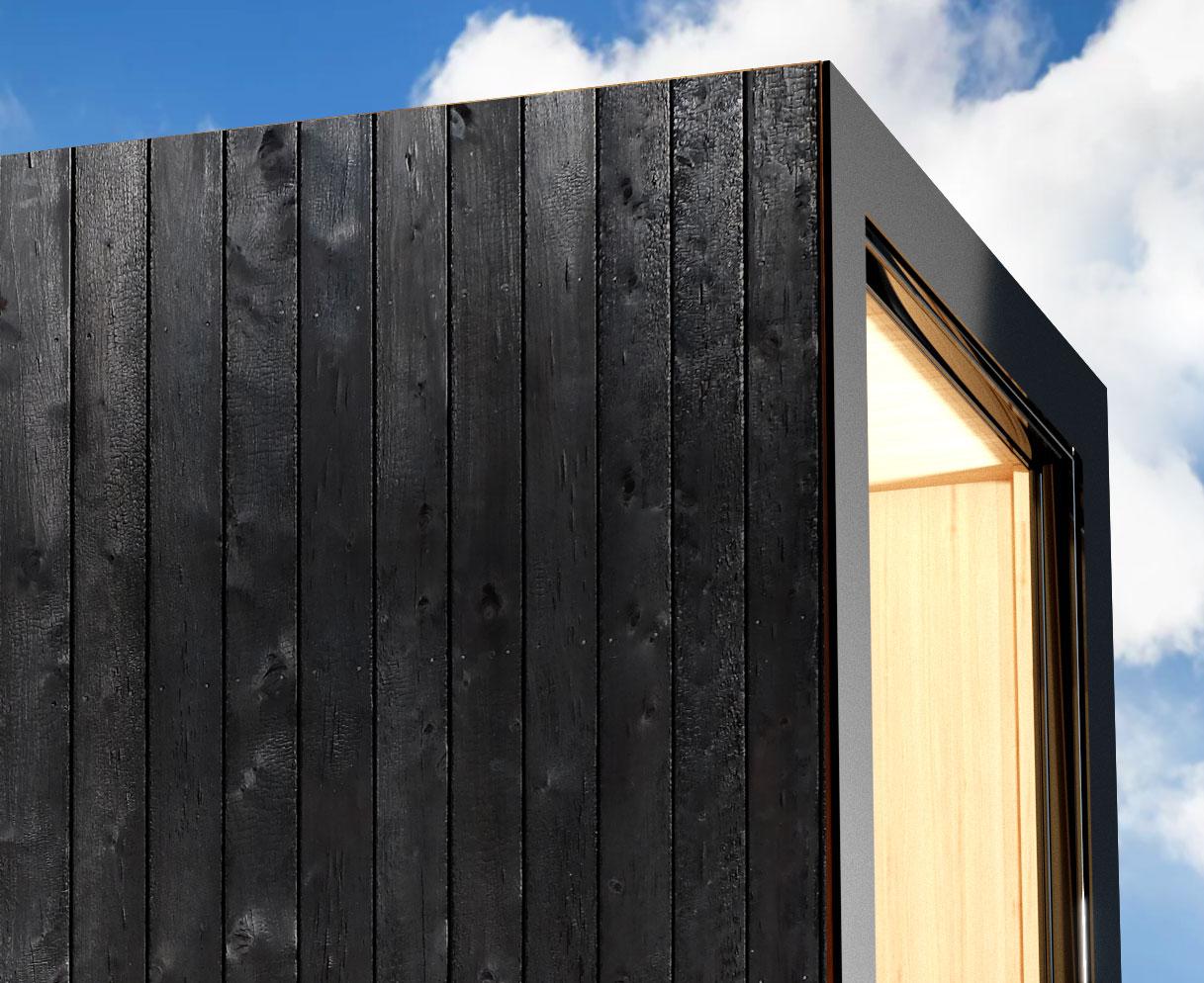 novablok une maison colo modulaire pr fabriqu e sans ancrage et sans permis de construire. Black Bedroom Furniture Sets. Home Design Ideas
